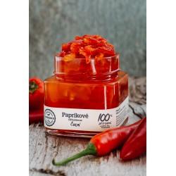 270 g Paprikové čili barbecue čatní