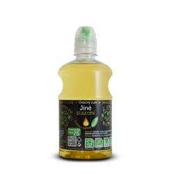 670 g Jiné slazení - přírodní ovocný cukr a stévie sladká