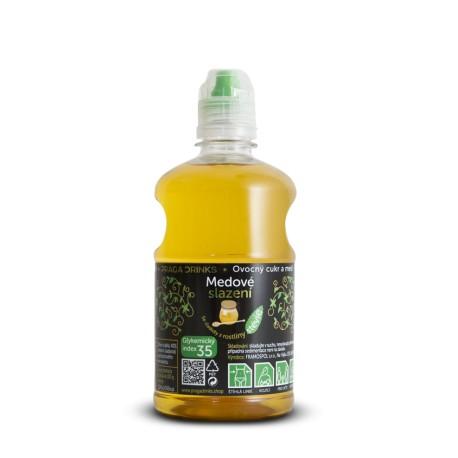 670 g Medové slazení - přírodní ovocný cukr a stévie sladká