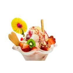 Vanilkové slazení - přírodní ovocný cukr a stévie sladká