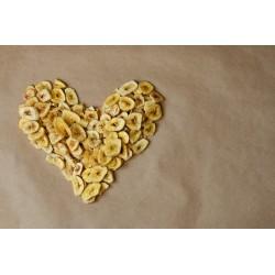 Banánový chips neslazený Bio, 3kg, Filipiny