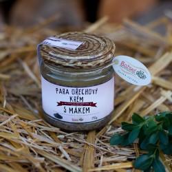 190 g Para ořechový krém s mákem