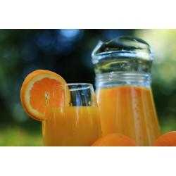 0,5 l Sirup z čerstvých pomerančů