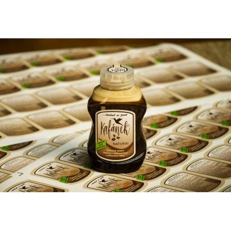Kafánek - tekutý kávový cukr z pravého espressa