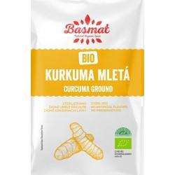 1 ks Kurkuma mletá BIO 35 g