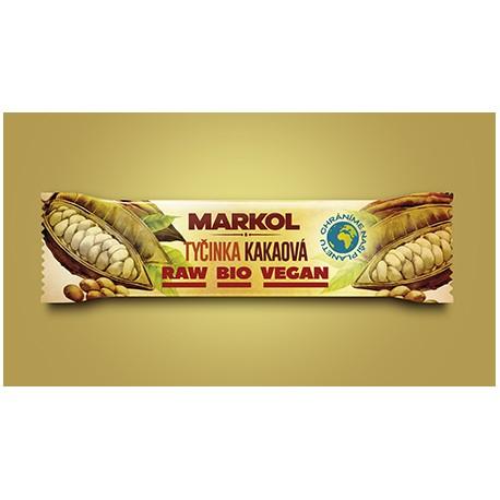 40 g BIO tyčinka kakaová