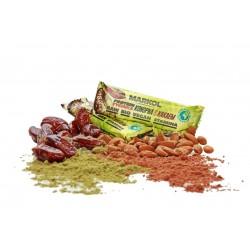 40 g BIO proteinová tyčinka konopná s kakaem