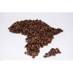 250 g Káva RWANDA - 100% pražená Arabica