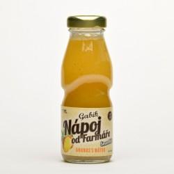 0,2 l Gabík Ananas s mátou  Nápoj od farmáře smoothie