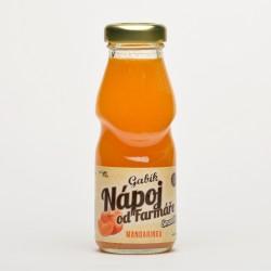 0,2 Gabík Mandarinka smoothie Nápoj od farmáře