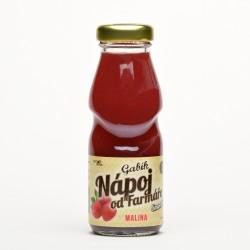 0,2 l Gabík Malina smoothie Nápoj od farmáře