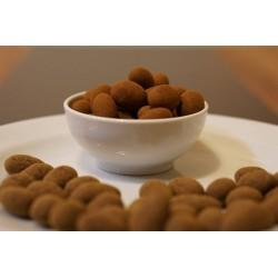 1 kg Mandle v mléčné čokoládě se skořicí