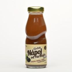 0,2 l Gabík Švestka, hruška, jablko se skořicí a hřebíčkem smoothie Nápoj od farmáře