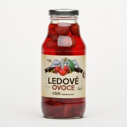 0,33 l Nápoj Ledové ovoce višeň s kardamomem