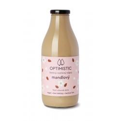 750 ml OPTIMISTIC - čerstvý mandlový nápoj