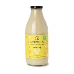 750 ml OPTIMISTIC - BIO čerstvý ovesný nápoj