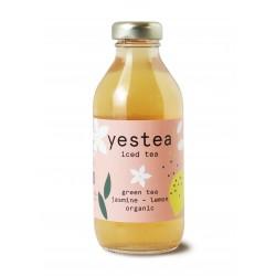 330 ml YESTEA - Jasmín BIO zelený čaj