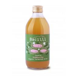 330 ml BACILLI - BIO Kombucha - Jasmín