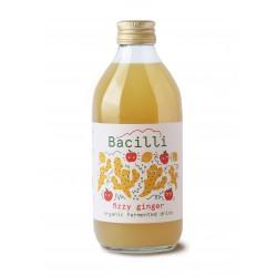 330 ml BACILLI - BIO limonáda FIZZY GINGER
