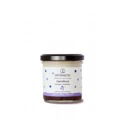 125 g OPTIMISTIC - Borůvka probiotický mandlový dezert