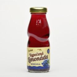 0,2 l Gabík Vypečená limonáda Borůvka nápoj