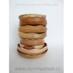 Dřevěné misky