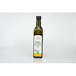 500 ml Olivový olej za studena lisovaný