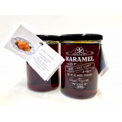 Hrušky v karamelu