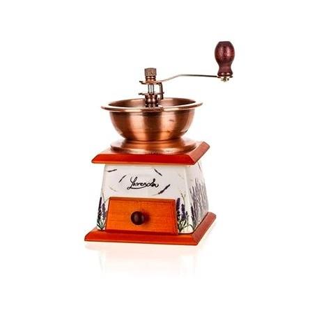 Mlýnek na kávu keramický