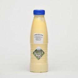 Jerseyské mléko
