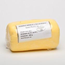 Domácí máslo z Govardhanu 250 g