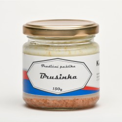 Tradiční paštika Brusinka 150 g