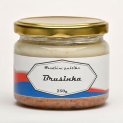 Tradiční paštika Brusinka 250 g