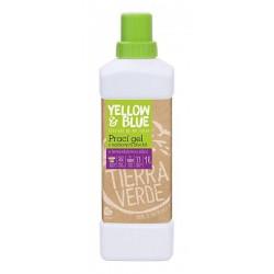 1 l Prací gel z mýdlových ořechů s levandulovou silicí