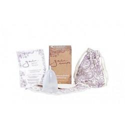 GAIA CUP – menstruační kalíšek, slipová vložka a čistící prášek velikost S