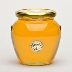 Med květový akátový ze včelí Farmy roku 2017 400 g