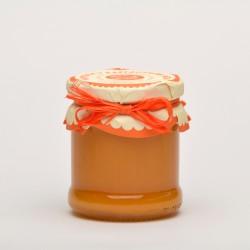 250 g Dárkové balení Rakytník v medu Kubešův ochucený pastovaný med z rodinné včelařské farmy