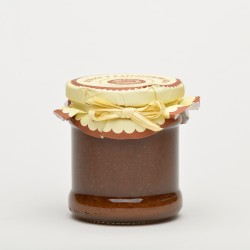 250 g Dárkové balení Skořice v medu Kubešův ochucený pastovaný med z rodinné včelařské farmy