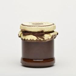 250 g Dárkové balení  Medový čokomls v pastovaném medu Kubešův ochucený med z rodinné včelařské farmy