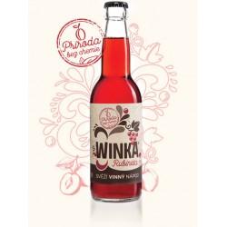 Winka® Rubineta Svěží vinný nápoj 330ml 5%  alkoholu