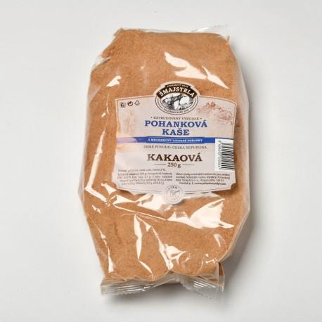 Pohanka kaše - kakaová z mlýna Šmajstrla 250 g