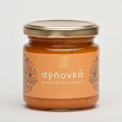 170 ml Dýňovka Hot sauce gourmet  firmy Chutě z Chotě