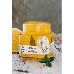 Marmeláda Citron mojito - Mistr světa 2015