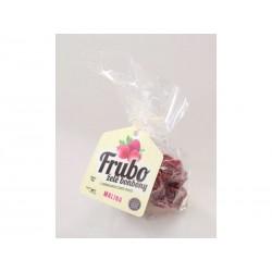 70 g FRUBO  malina želé bonbony s opravdovou chutí ovoce