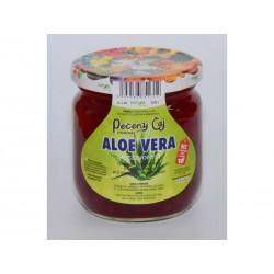 Pečený čaj Aloe se zázvorem velké  420 ml či malé balení 55 ml