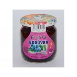 Pečený čaj Borůvka s kardamomem velké 430 ml či malé balení 55 ml