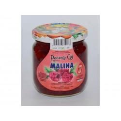 Pečený čaj Malina se skořicí velké 430 ml či malé balení 55 ml