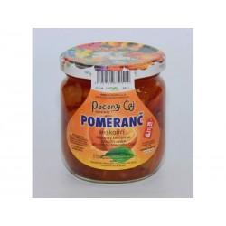 Pečený čaj Pomeranč se skořicí velké  430 ml či malé balení 55 ml