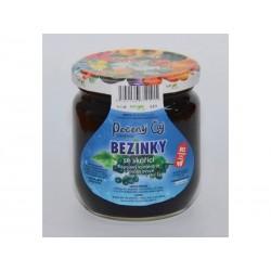 Pečený čaj Bezinky se skořicí velké 430 ml či malé balení 55 ml