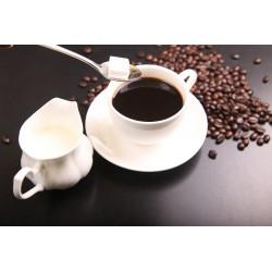 100 g Brasil Fazenda Lagoa + báseň ze života, výtečná  káva 100% Arabica